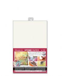 Салфетна оризова хартия 50х50см 14гр - Хортензии и пеперуди DFT299
