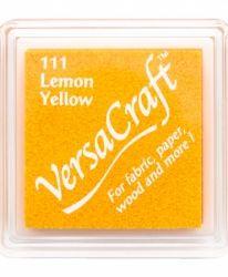 Мастило Versa Craft - Lemon Yellow P26412