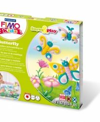 FIMO полимерна глина Kids 42гр. лилав 6 - G80306