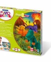 Fimo комплект полимерна глина Kids, 4x42гр. Butterfly - G803410LZ