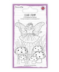Clear stamp - Afternoon Tea DCSTP134