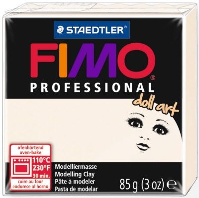 FIMO полимерна глина Professional Doll Art 85гр - порцелан 03 G802703