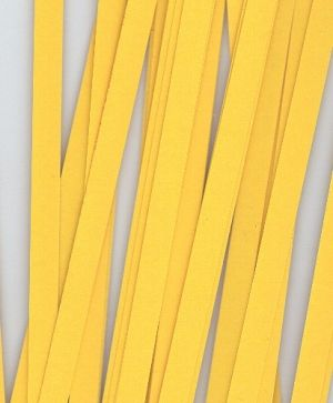 Quilling paper 6mm - bright yellow Y03-6
