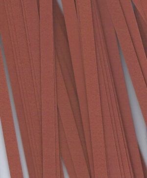 Quilling paper 6mm - brick brown N08-6