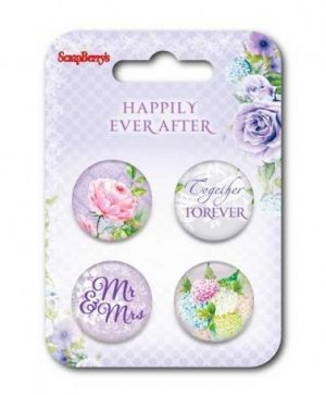 Елементи за декорация - Happily ever after SCB340001062