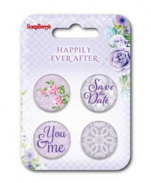 Елементи за декорация - Happily ever after 3 SCB340001064