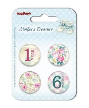 Елементи за декорация - Mother's Treasure 3 SCB340001031