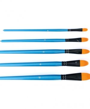 Filbert brush №0 - A102140