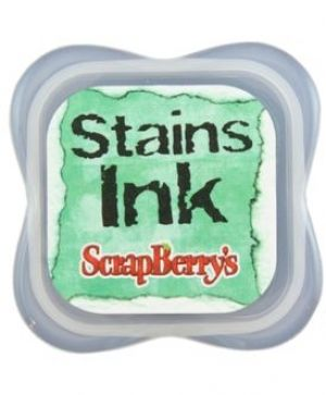 Мастило Stains Ink - Зелен SCB1210505