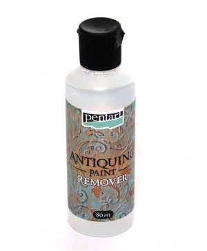 Remover for antiquing paint 80ml - P29739