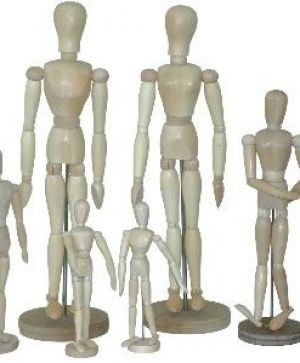 Human Manikin male, 1pcs - A12201