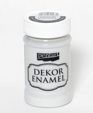 Dekor Enamel 100 ml off-white - P34119