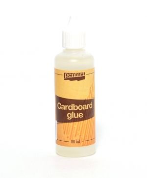 Glue for cardboard 80ml - P34333