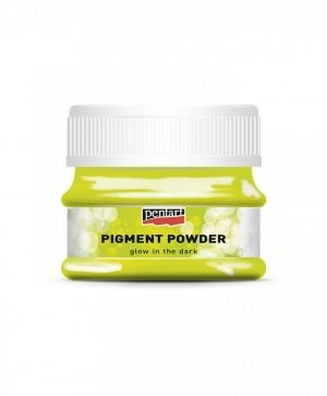 Pigment powder 12g - glow in the dark P34353