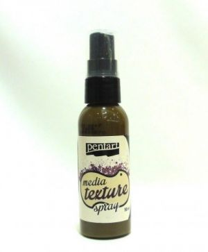 Media texture spray 50 ml - ochre P22670
