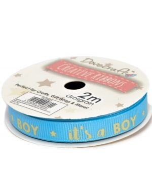 Dovecraft Ribbon - Baby DCCR21-12