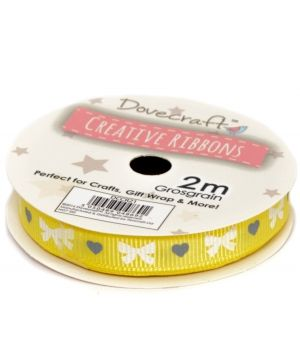 Dovecraft Ribbon - Baby DCCR21-7