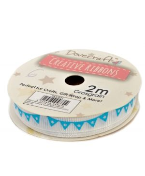 Dovecraft Ribbon - Baby DCCR21-6