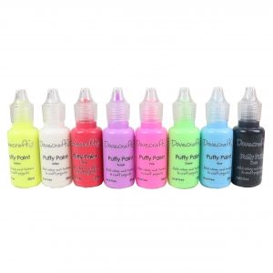 Puffy Paint 20мл - бял DCBS133-2