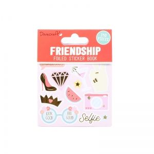 Стикери - Friendship DCSTB006